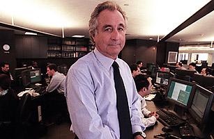 Bernard Madoff, ladron de alto vuelo